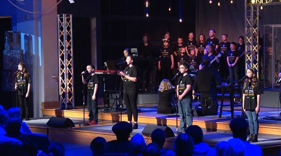 mpbc childrens choir